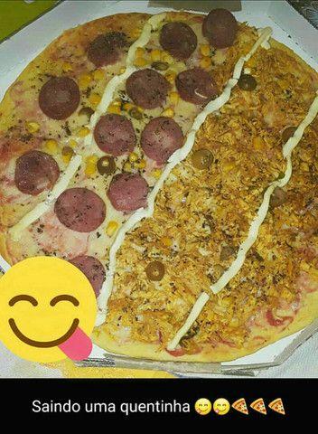 Promoção duas pizzas grandes apenas 40