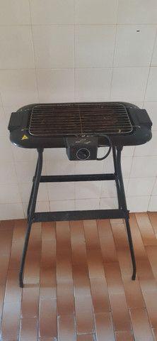 Churrasqueira elétrica  - Foto 2