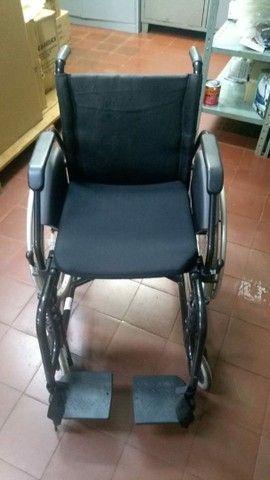 Cadeira de rodas nova Jaguaribe - Foto 2