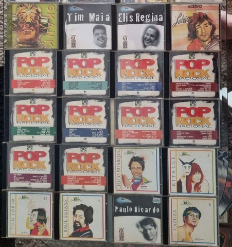 CDS Originais vários gêneros  - Foto 3