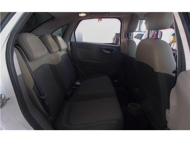 Fiat Grand siena 1.6 mpi essence 16v flex 4p manual - Foto 8