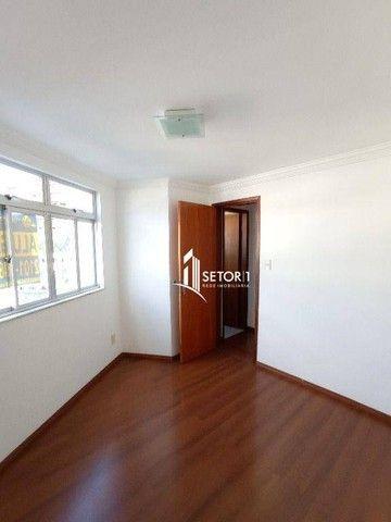 Apartamento com 3 quartos para alugar, 101 m² por R$ 1.100/mês - Mundo Novo - Juiz de Fora - Foto 14