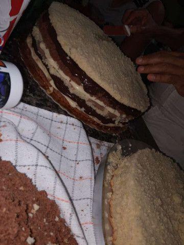 Encomenda de bolo e torta