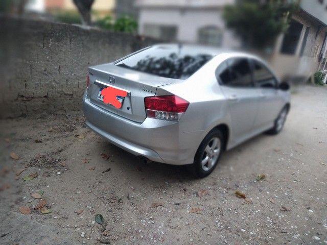 Vendo ou Troco Honda city automático 2011 - Foto 2