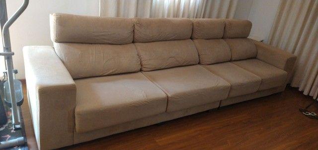Estante home e sofá retrátil - Foto 3