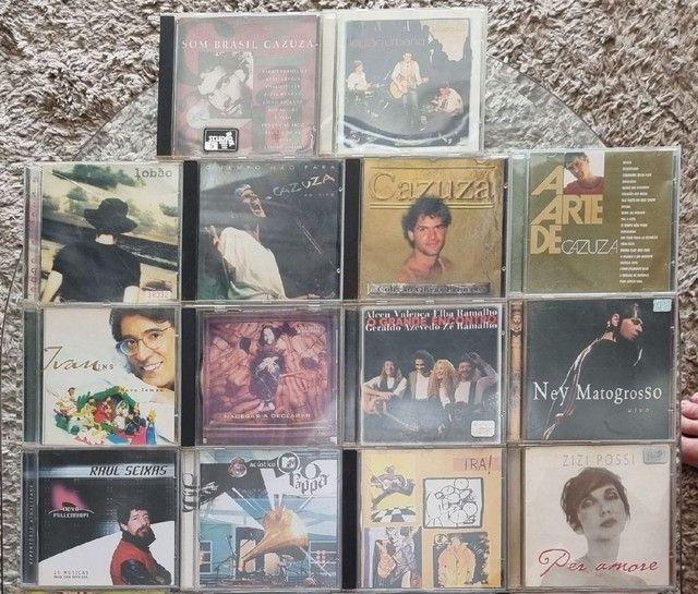 CDS Originais vários gêneros  - Foto 4