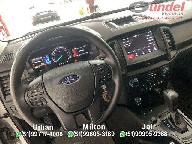 Ford Ranger XLS 2.2 4x4 CD Diesel Aut. - Foto 8
