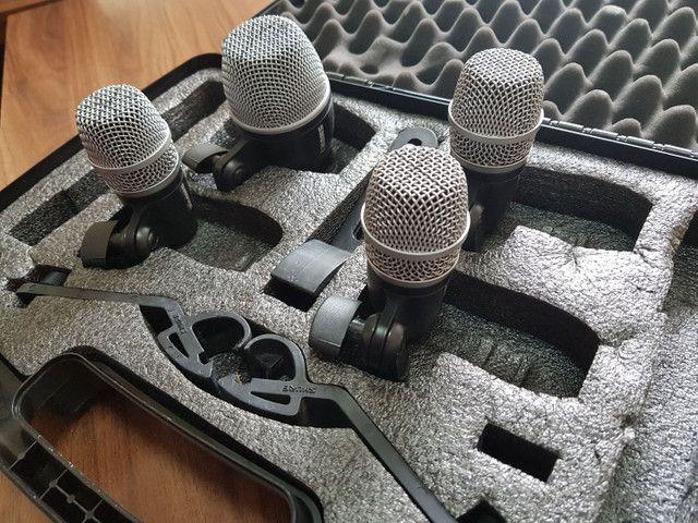 Microfone Shure para bateria - Foto 3