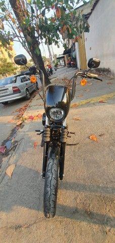 Harley Davidson Sportster XL 1200 2019 com 6000km - Foto 5
