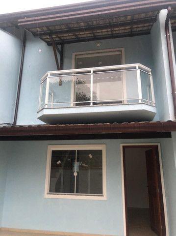 Alugo casa duplex novíssima - Foto 10