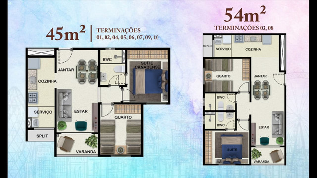VG - Apartamento 02 quartos Wimbledon - Boa Viagem - Foto 3