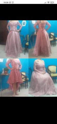 Vestido de Festa Tam 38