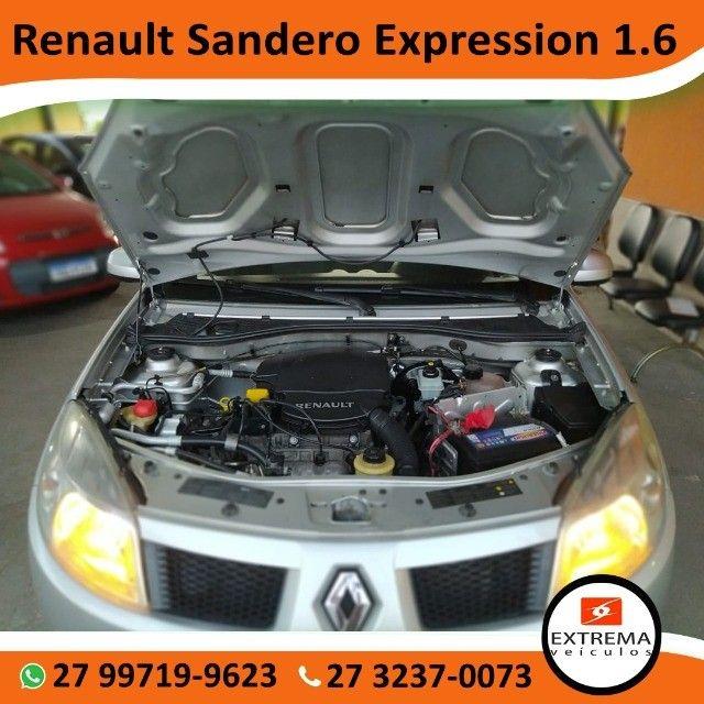 Renault Sandero Expression 1.6 - Foto 11