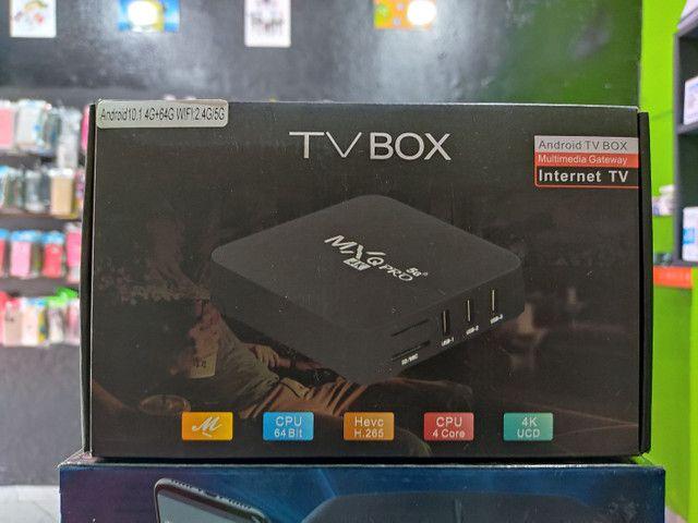 Aparelho Para Transformar Tv Em Smart Tv Full Hd 4k - Foto 2