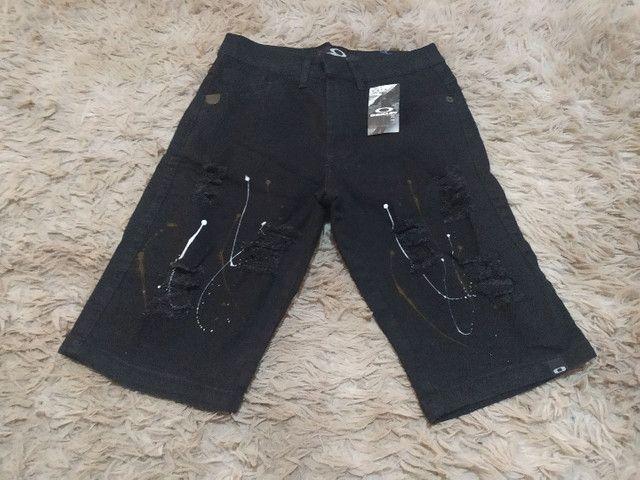 Bermudas Jeans promoção  - Foto 5