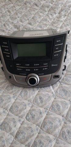 Midia original,para HB 20  com Bluetooth, pen-drive, e comando de atendimento celular.