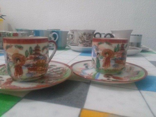Coleção xícaras - Foto 4