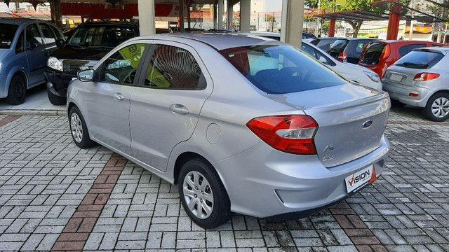 2. Ford KA + Sedan SE C 1.0 - Oportunidade - Foto 4