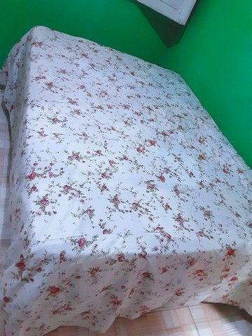 Lençóis algodão e poliéster  - Foto 3
