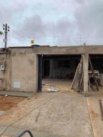 Casa em Construção no São Caetano. 2 Quartos com Suíte. R$ 155.000,00.