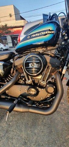 Harley Davidson Sportster XL 1200 2019 com 6000km - Foto 9