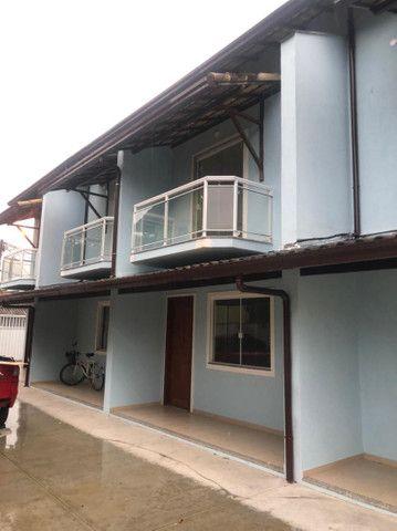 Alugo casa duplex novíssima - Foto 8