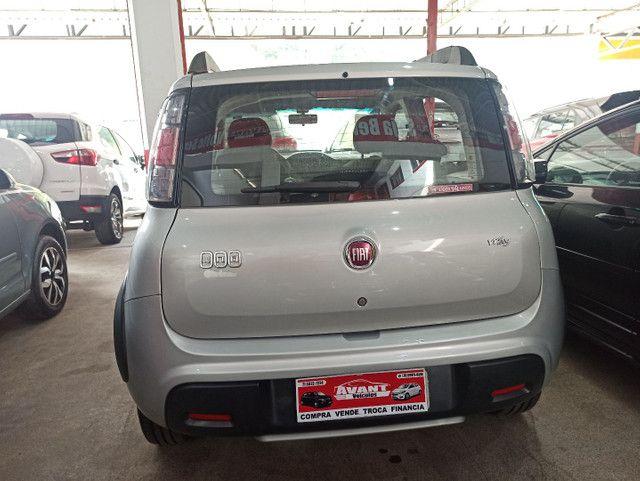 Fiat Uno Way 1.0 Flex 6V 5p manual - Foto 5