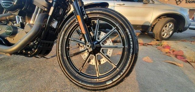 Harley Davidson Sportster XL 1200 2019 com 6000km - Foto 14