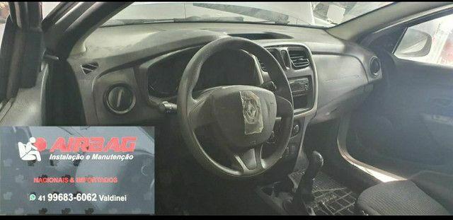 Kit Airbag Renault Sandero  - Foto 2