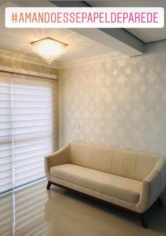 Instalação de papel de parede. - Foto 2