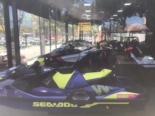 Jet-ski Seadoo 2015