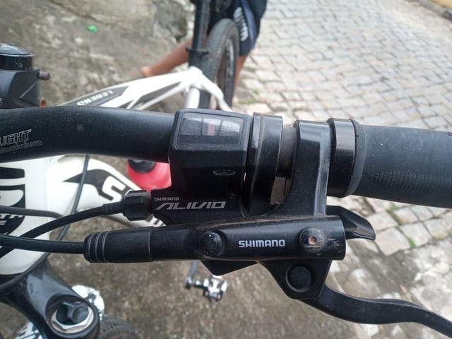 Bicicleta aro 29 quadro 19 - Foto 6