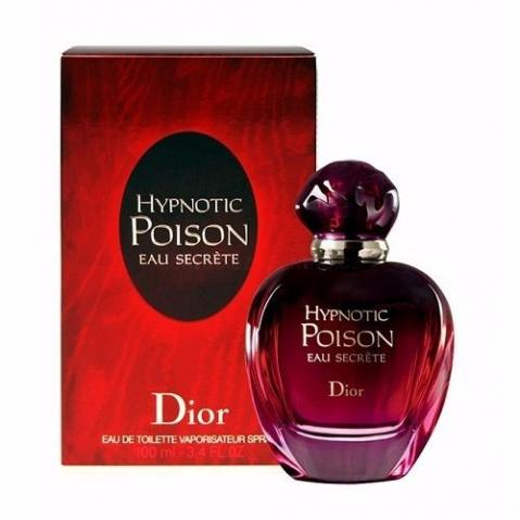 Perfume Hypnotic Poison eau secrete edt 100ml by Dior