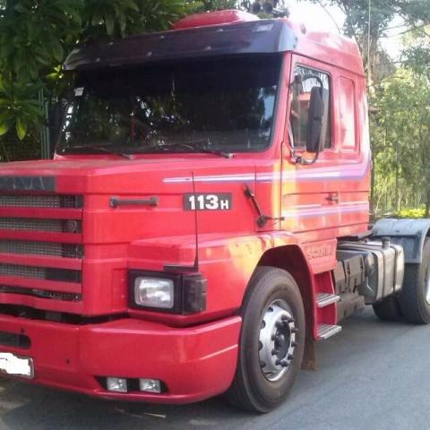 SCANIA T113 TOP LINE