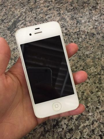 Iphone 4s 8G com nota fiscal