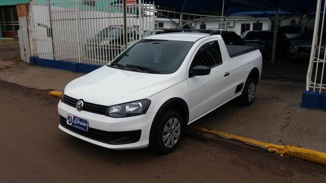 VOLKSWAGEN SAVEIRO 2014/2015 1.6 MI CS 8V FLEX 2P MANUAL G.VI