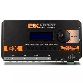 Processador de Audio Banda Expert Electronics PX1