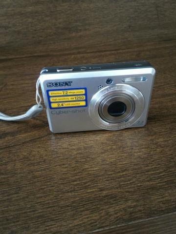 Camera cyber-shot 7.2 mega pixel