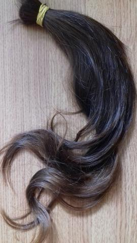 Vendo cabelo virgem liso
