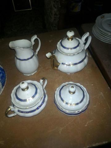 Jogo Chá / Café 4 peças
