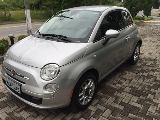 Fiat 500 Cult 1.4 Flex 2012