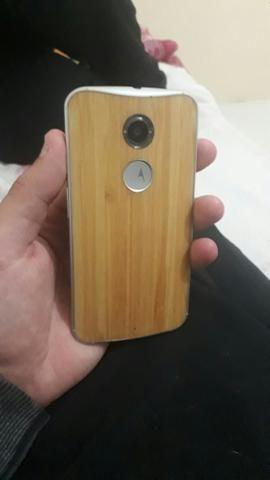 Moto x2 bambu