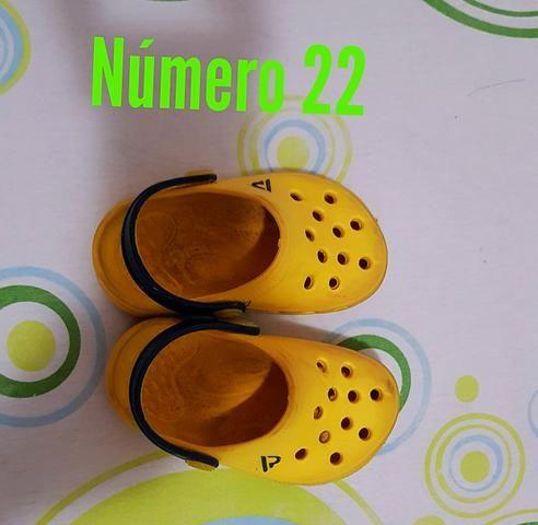 Desapegos sapatos infantis masculino