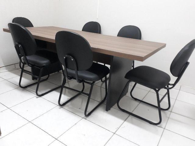 Mesa Reunião com Cadeiras, Novas