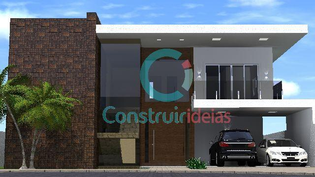 Construímos sua casa no Jardins Ibiza. Projetos 100% personalizados, conforme necessidade