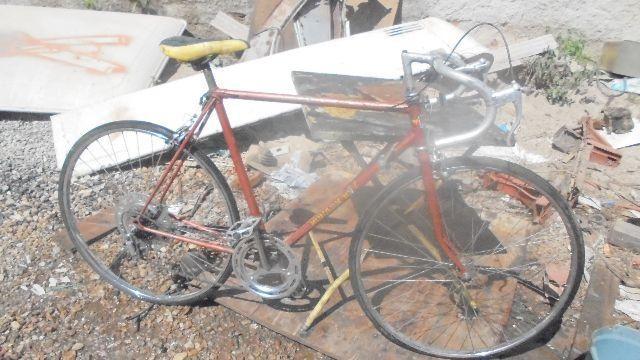 Bicicleta original monark 10 anos 80