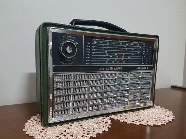 Radio Antigo GE