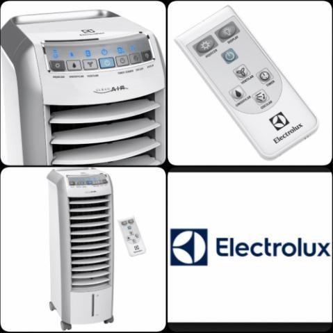 Climatizador clean air electrolux