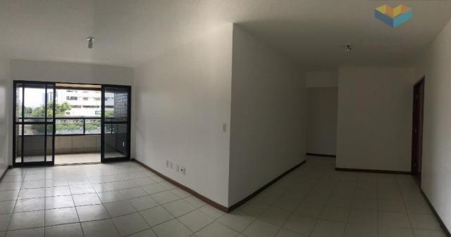 Ed. Santiago de Compostela Apartamento residencial à venda, Jatiúca, Maceió.