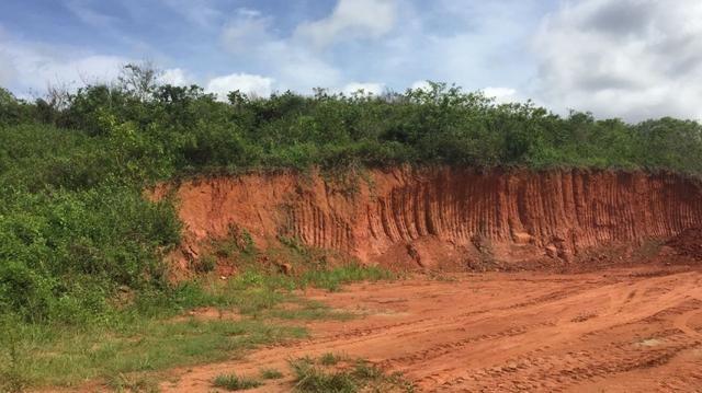 Areia Lavada, Barro, Saibro, capa de areola e areola direto da extração - Foto 3